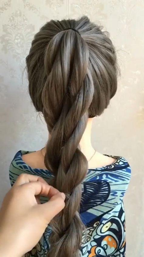 Fall Hairstyles | Dirndl | Dirndl hairstyle | Hairstyle Tutorials