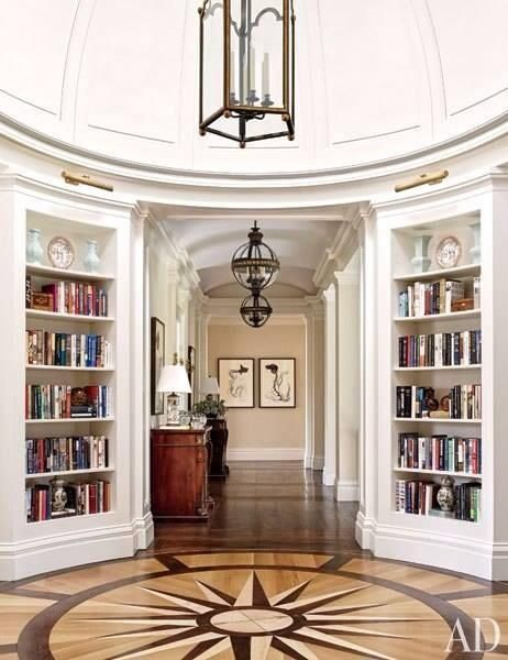 Allan Greenberg and Elissa Cullman Design a Federal-Style Mansion in Houston