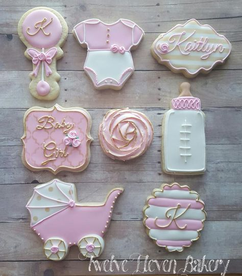 Baby Shower Baby Shower Galletas Decoradas Baby Shower