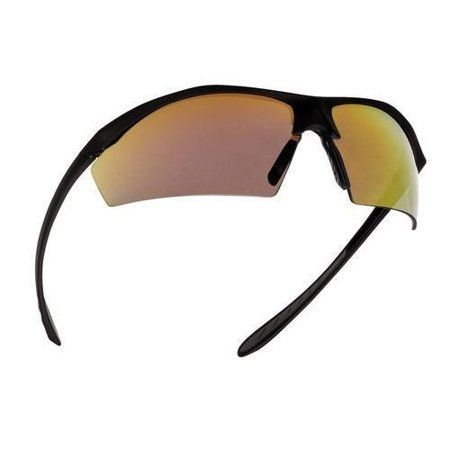 f2a231d60dad Bolle(r) - 40144 Sentinel Ballistic-Protection Sunglasses (Red Flash  Coating) - Walmart.com