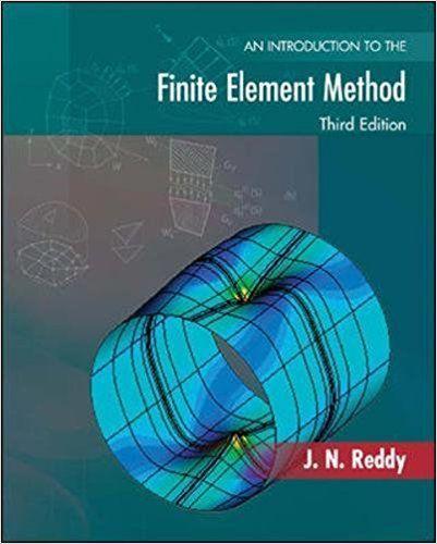 Finite Element Method JN Reddy PDF | MECHANICAL - FREE PDF BOOKS