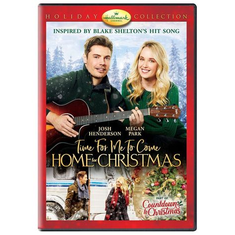 Time for Me to Come Home for Christmas DVD in 2020 | Christmas