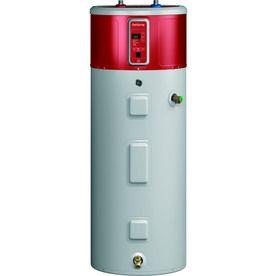 Geospring 50 Gallon 10 Year Hybrid Water Heater Energy Star Chelan Pud Has A 300 700 Rebate Electric Water Heater Heat Pump Water Heater Hybrid Water Heaters