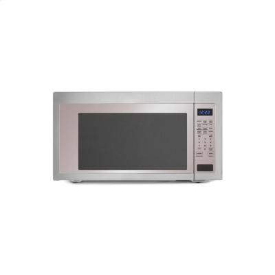 Whirlpool 2 2 Cu Ft Countertop Microwave Stainless Steel