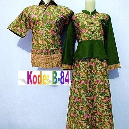 Model Gamis Batik Untuk Nenek Model Batik Wanita
