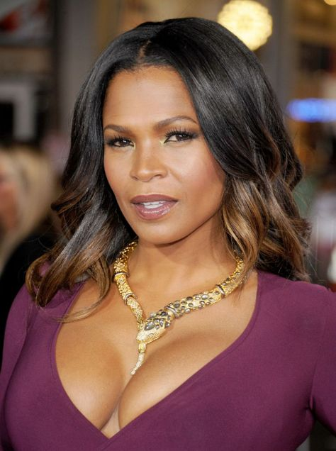 from Nia Long @ The Best Man Holiday premiere in LA Galery