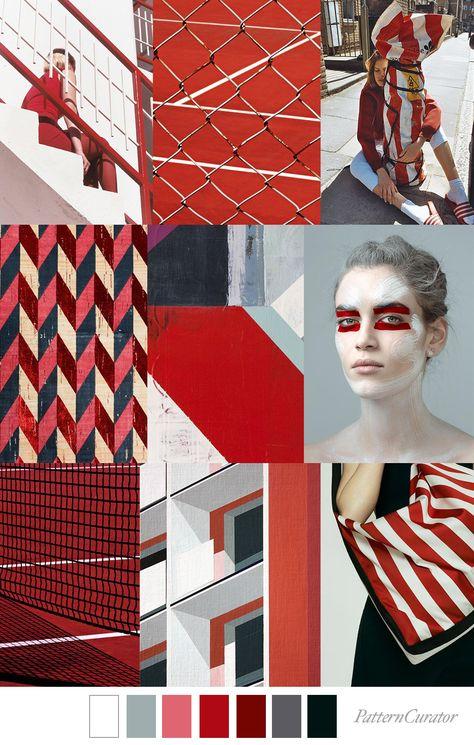 Pattern Curator BIG RED