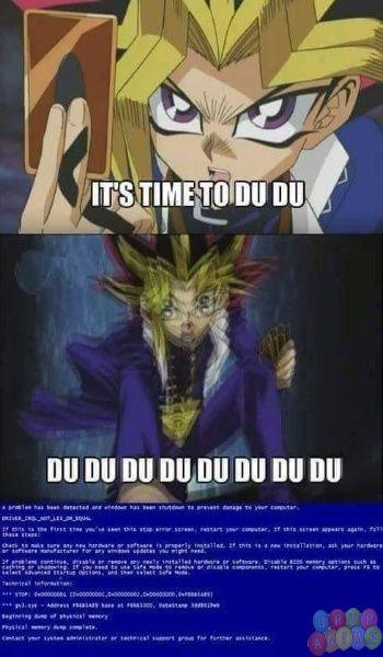 Anime Manga Lol Laugh Hilarious Meme Memes Otaku Weeb Otakumeme Animememe Animememes Otakumemes Animemes A Funny Yugioh Cards Yugioh Anime Funny