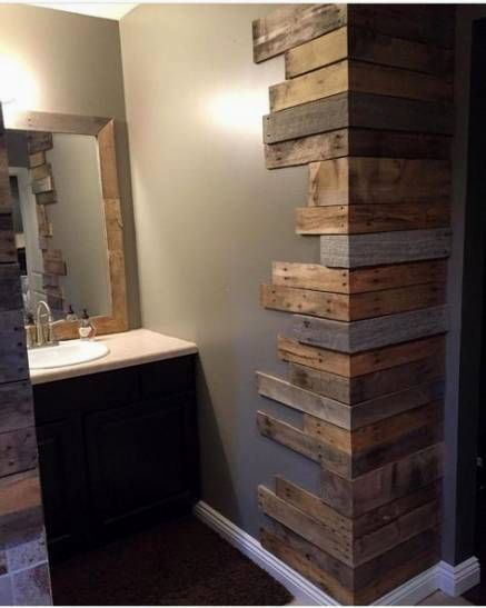 16 Pallet Wall Decorations For Creative Home Owners Kelly S Diy Blog Diy Pallet Wall Rustic Furniture Diy Remodel