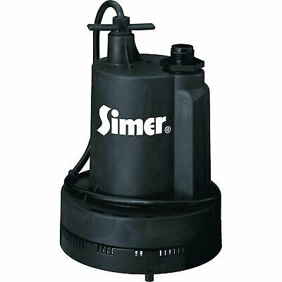 Ad Ebay Url Simer 2355 04 Super Geyser 1 3 Hp 1620 Gph Submersible Utility Water Pump Utility Pumps Submersible Utility Pump Utility Water