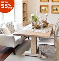 Lovely 006   Coastal   Dining Room   Images By Staging Concepts Designs,LLC