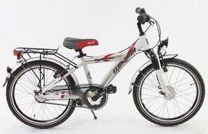 Winora Kinderrad Bandito 20 Zoll Rahmengroesse 30 Scotbrite Weiss 20 Zoll Zoll Rad