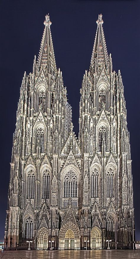 Roman Catholic church in Cologne, Germany Just awe inspiring!!