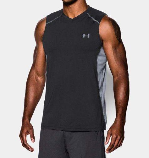 31a30dfe962d91 Under Armour Men s UA Raid Sleeveless T-Shirt