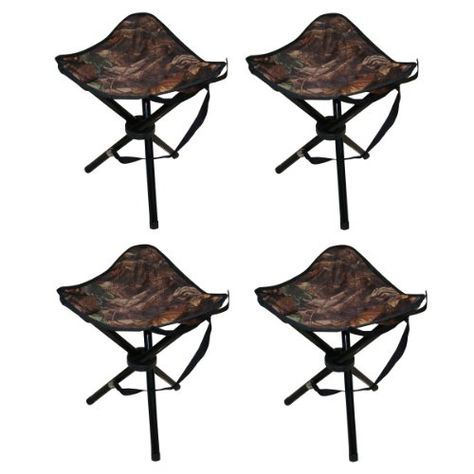 Camping Stools - Pin It :-) Follow US :-))  zCamping.com is your Camping Product Gallery ;) CLICK IMAGE TWICE for Pricing and Info :) SEE A LARGER SELECTION of camping stools at http://zcamping.com/category/camping-categories/camping-furniture/camping-stools/ -  hunting, camping, portable chair, camping stools, camping gear, folding chair, camping chair, chair -  Buffalo Outdoor 4 Piece Tripod Hunting Stand « zCamping.com