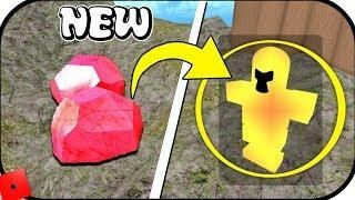Secret Rock Can Craft Invincibility Armor Easter Egg Insane
