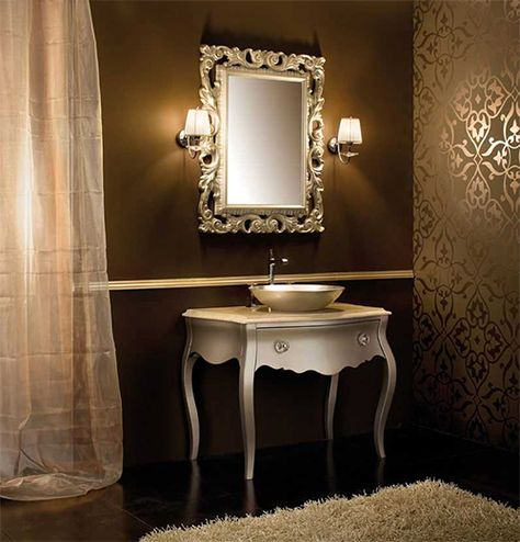 Gorgeous Bathroom Vanities by Arte Bagno Veneta | bathroom ...