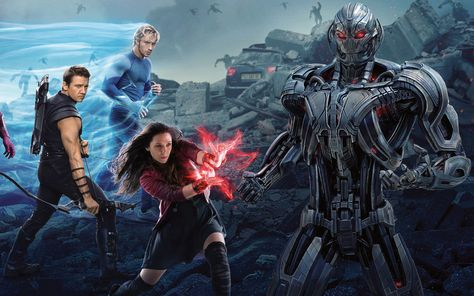 Avengers 2 Age of Ultron Wallpapers | HD Wallpapers | ID #14550