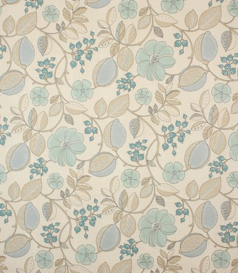 Contemporary Floral Fabric This Stylish Fabric Is Ideal For