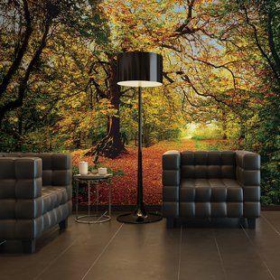 Wall Murals Wallpaper You Ll Love Wayfair Co Uk Forest Wall