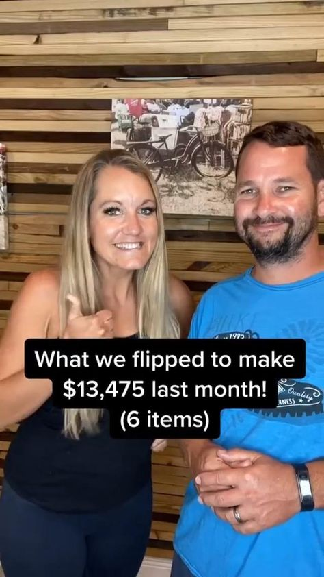 What We Flipped To Make $13,475 | Flipping Business