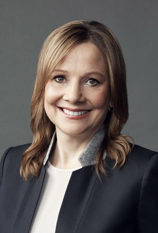Mary T Barra General Motors Co Chairman Ceo Elected To The