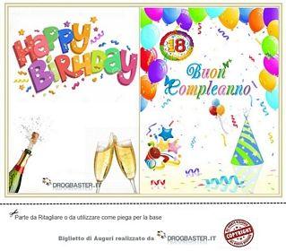Bigliettini Per Diciottesimo Compleanno Auguri Per I 18 Anni Da Stampare Gratis Biglietti Divertenti E Spiritosi Per Ra Biglietto Stampe Biglietti Divertenti