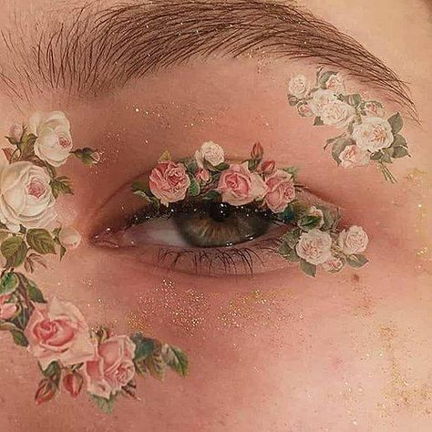 photo ✰P I N T E R E S T: ✰ A n n a ✰✰Form; Make up looks; Make up face;