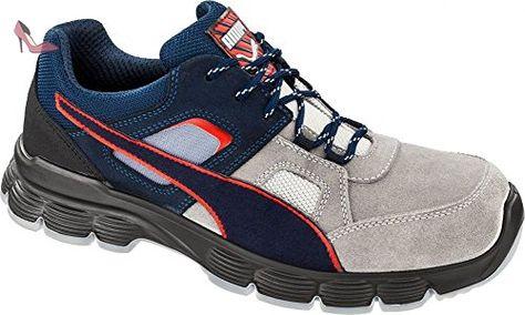 Puma 640661 353 43 Aerospace Chaussures de sécurité Low S1P