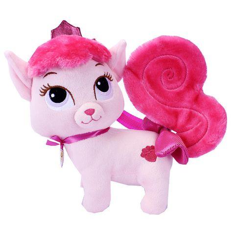 Disney Palace Pets Plush Toy AURORA/'S KITTY Pink NWT
