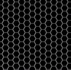 Hexagonal Or Honeycomb Perforated Metal Mcnichols In 2020 Perforated Metal Carbon Steel Metal