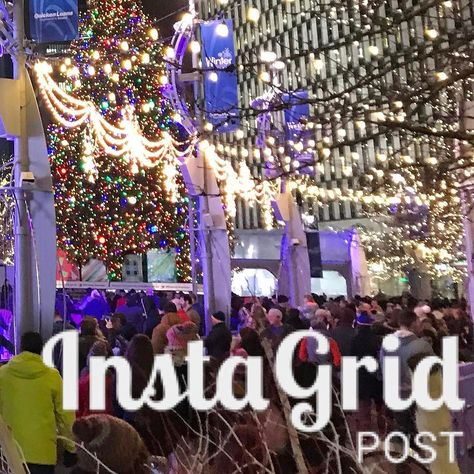 detroit The holiday season sparkles in...