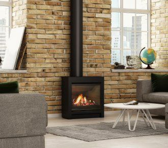 Escea Dfs730 Freestanding Archipro Co Nz Archiproconz Dfs730 Escea Freestanding Fre Freestanding Fireplace Indoor Gas Fireplace Gas Fireplace