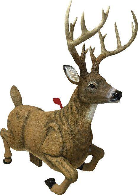 Rivers Edge Products Designer Deer Table Lamp