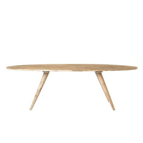 Found it at Wayfair - Castiglia Oval Dining Table