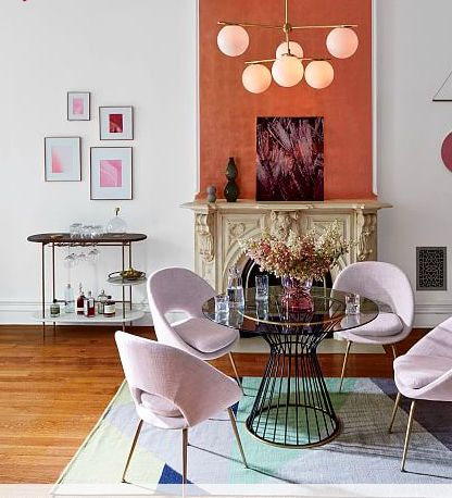 Pin By Valerie Didear On Home Decorating Ideas Small Dining Room Decor Small Living Room Decor Dining Room Small
