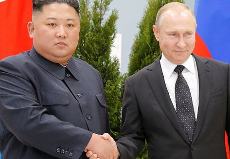 In a scene ripped from the pages of my latest novels, leaders of Russia & North Korea meet in Vladivostok to forge anti-American alliance. Here's the latest. ||| Joel C. Rosenberg's Blog