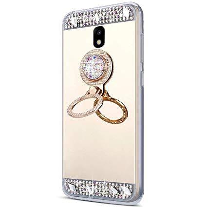coque samsung j3 2017 miroir avec bague | Phone ring, Iphone ...