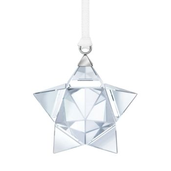Swarovski Small 3d Star Ornament Bronze Products In 2019