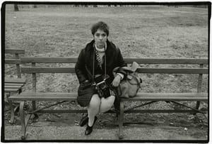 Diane Arbus Daring Early Work It Was A Story That Went Untold Until Now Diane Arbus Female Artists Joan Mitchell