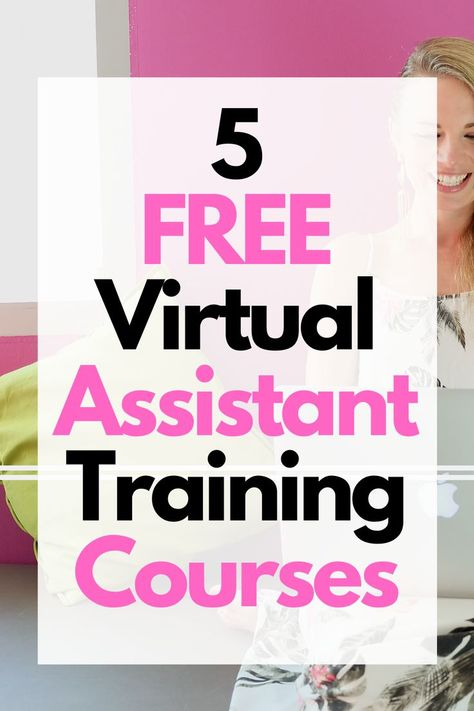 5 Free virtual assistant training providers