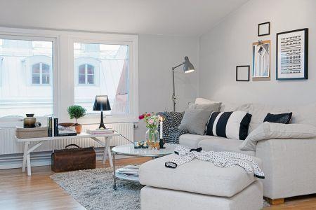 espacios pequenos 2 estilo nordico escandinavia diseno de interiores