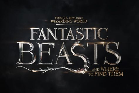 Here's what you can expect from J.K. Rowling's first-ever screenplay. - Plot for Harry Potter Spin-off 'Fantastic Beasts' Revealed | Mental Floss