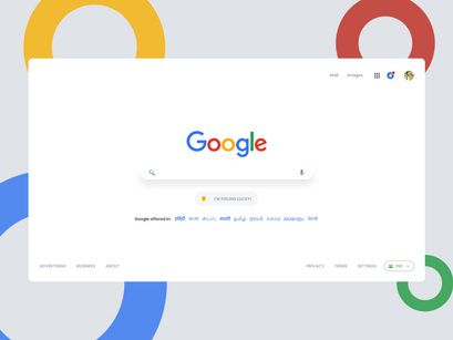 Google Search Redesign In 2021 Making Your Own Website Google Search Bar Redesign