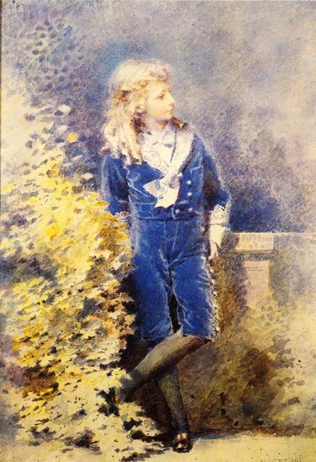 Portrait Of Richard Artur Surtees Paget Art Art Reproductions
