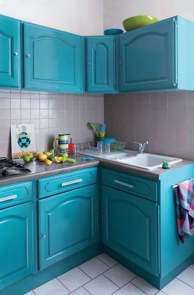 Comment Rajeunir Une Cuisine Moche Crédence Carrelage Meuble - V33 renovation meuble cuisine pour idees de deco de cuisine