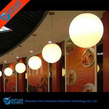 Waterproof Custom Design Solar Powered Rgb Color Led Outdoor Hanging Ball Lights Ball Lights Led Ball Lights Outside Hanging Lights