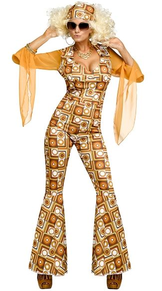 Be this year's disco queen in a Hustle Diva costume from Candy Apple Costume. Shop our disco costume accessories, too.