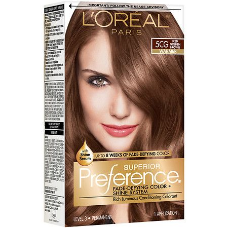 L Oreal Paris Superior Preference Permanent Hair Color Extra