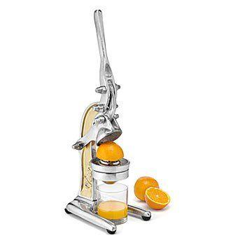 Standard Size Gold Juicer Countertop Citrus Juicer Citrus